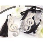 情迷貝多芬黑白鍵音符書籤禮盒