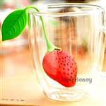 可口香川紅草莓工房泡茶器/茶葉過濾棒
