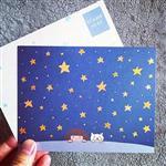 《KerKerland》我們擁有的,是滿天星辰/明信片