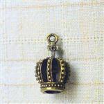 皇冠古銅色配件‧輕靈之森手工療癒系