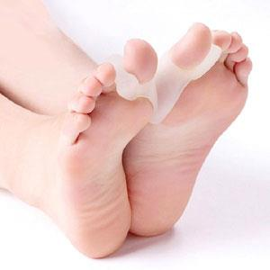 足部大腳骨拇指外翻矽膠保護墊(2入)