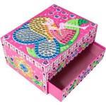 馬賽克拼貼-小仙女珠寶盒