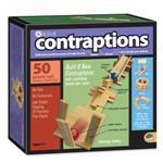 創意滾球實驗-KEVA Contraptions 3D建構積木(50片)