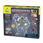馬賽克拼貼-太空機械人 Robot