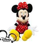 《 迪士尼正版授權 》27 吋可愛米妮絨毛玩偶