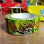 航海王紙膠帶-可愛版香吉士