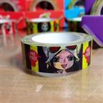 航海王紙膠帶-可愛版羅賓