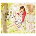 新田惠海 / EMUSIC 【台灣限定盤CD +PHOTO BOOK】