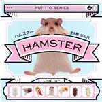 4款一組 倉鼠杯緣子 倉鼠 杯緣子 盒玩 裝飾 奇譚 KITAN CLUB PUTITTO