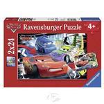 ~德國Ravensburger拼圖~CARS:閃電麥坤~2x24片Disney Cars: