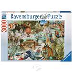 【德國Ravensburger拼圖】大洋洲的人文風景-3000片Oceania