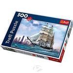 【波蘭TREFL拼圖】航向芝加哥-500片Sailing towards Chicago