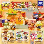 全套6款 玩具總動員 Q版 扭蛋 轉蛋 擺飾 迪士尼 TAKARA TOMYS