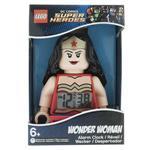 【樂高積木 LEGO】樂高鬧鐘- 神力女超人