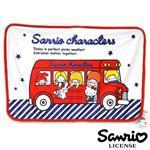 三麗鷗 絨毛 毯子 毛毯 冷氣毯 小毯子 Sanrio