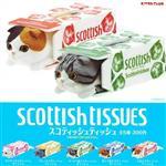 全套5款 蘇格蘭摺耳貓與衛生紙盒 貓咪 擺飾 扭蛋 轉蛋 奇譚 KITAN