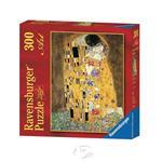【德國Ravensburger拼圖】克林姆:吻-300片 Klimt: the kiss