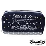 雙子星 KIKILALA 棉質大筆袋 鉛筆盒 筆袋 化妝包 三麗鷗 Sanrio