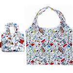 史努比 Snoopy 摺疊 購物袋 環保袋 手提袋 防潑水 PEANUTS