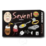 【新天鵝堡桌遊】SEVEN