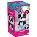 3D立體布布勞作 熊貓