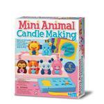《4M美勞創作》手作蠟燭動物園