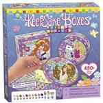秘密珠寶盒 馬賽克拼貼