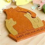 【Sylvia 典藏精品】 救救北極熊