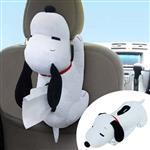 史努比 Snoopy 絨面 面紙套 面紙盒 衛生紙盒 玩偶 擺飾 PEANUTS