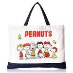 史努比 Snoopy 教訓篇 手提袋 手提包 肩背包 PEANUTS