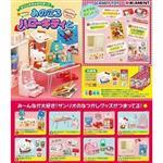 盒裝8款 HelloKitty 凱蒂貓 生活居家小物 盒玩 擺飾 Re-Ment