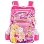 芭比Barbie 夢境立體護脊書包(玫紅色)