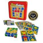 復古鐵盒桌上遊戲-圖素迷蹤 Pixy Cubes