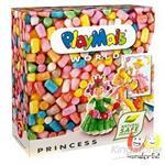 【Playmais】玩玉米創意黏土主題禮盒-漂亮公主