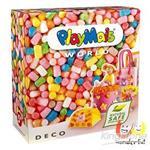 【Playmais】玩玉米創意黏土主題禮盒-粉彩裝飾