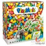 【Playmais】玩玉米創意黏土主題禮盒-非洲草原