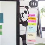 第三代Monitor Memo電腦螢幕側邊HI躲貓貓動物造型便利貼留言板/便條貼板/款式隨機出