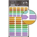 ~LABCLIP~Customize sticker系列 Point sticker~素面
