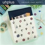 uhplus Pocket 書衣- 夏日帆船(水手米)