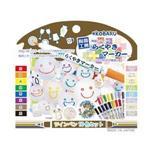 KOBARU陶瓷彩繪筆16色裝(雙頭)