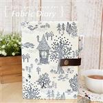 uhplus Fabric Diary 布手帳- 濛霧森林