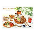afu尋夢者森林明信片《I01 美食饗宴-嶄新的一天》