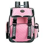 芭比Barbie 酷樂背書包(粉紅色)-附防雨罩