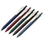 斑馬SARASA CLIP典雅風鋼珠筆0.5-(五入組/限量)