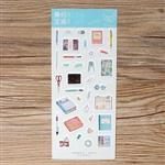 美好生活‧手帳裝飾貼紙
