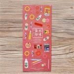 童年「知」味‧手帳裝飾貼紙