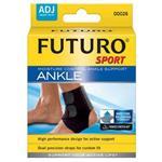 《FUTURO》可調式運動排汗型護踝(一雙)