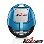 【啟步思維】進階系列 K5 盔甲武士智能車 (藍) 附安全提帶