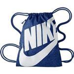 【Nike】時尚大Logo標誌小後背包-寶藍色【預購】
