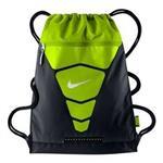 【Nike】時尚汽Vapor健身後背包-黑綠色【預購】
